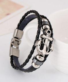 12 Best Viking Leather Bracelet Images Bracelets Anklets Bangles