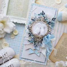 Chłopięce kartki na Chrzest Święty / Boyish cards on Baptism Baptism Cards, Album Scrapbook, Shabby Chic Cards, 3rd Baby, Baby Cards, Anniversary Gifts, Bracelet Watch, Christmas Cards, Invitations