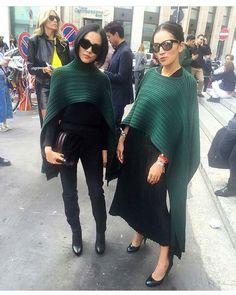 MFW's Street Style #Ferragmo  Ready-to-Wear Spring/Summer 2016 Milan Fashion Week.  #MilanFashionWeek #MFW #Milan #FashionWeek #SpringSummer #ReadyToWear #RTW #SS16 #Fashion #Designers #RunWay #Models #Celebrities #Trends #FashionBlogger #Blogger #Fashionista #Brands #FrontRows #CatWalk #Outfits #Inspirations #Love #FashionIcon #StreetStyle #TrendiestPeople