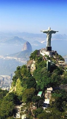 Brazil is at the top of many travel bucket lists these days, due to the country's role as host to the recent soccer World Cup and the upcoming 2016 Olympic  #TravelDestinations