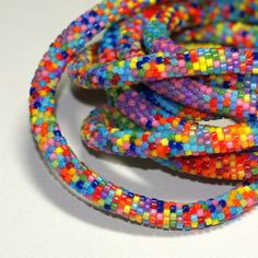 Zuri - Bead Crochet Rope - Bead Magazine Community - Forums, Blogs, and Photo Galleries