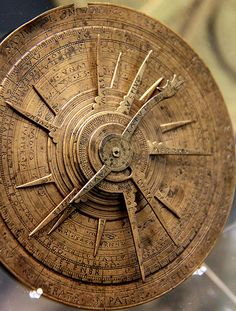 Astrolabe - Museum of the History of Science, Oxford, England. - www.remix-numerisation.fr