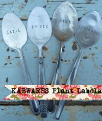kabwares- Plant Labels