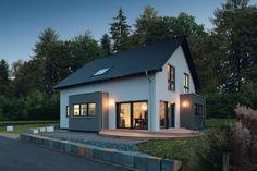 Das NEO 312 von FingerHaus hat 5 Zimmer und eine Wohnfläche von 159,45 m² ➤ Mit einem Klick auf das Bild, gelangst Du zu unserer Auswahl von Einfamilienhäusern. ➤ Weitere Haustypen findest du auf ____ www.fertighaus.de ____ Fertighäuser, Einfamilienhaus, Architektur, Hausbau, Eigenheim, modern