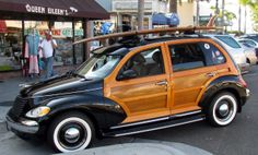 PT Cruiser Woody Custom - Riverside - Chrysler