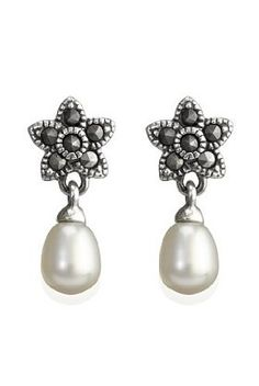 M earrings