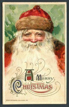 John Winsch Christmas Santa Claus