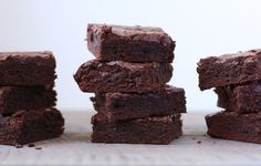 The Secret Ingredient for Fudgier Brownies on Food52..black bean brownies