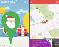 Perhaps the easiest way to spot Santa this Christmas Eve is to launch a web browser and go to either NORAD or Google