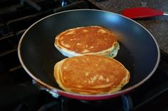 Lucy's Diabetic Friendly Low Carb Meals: Absolutely the BEST Pancakes!