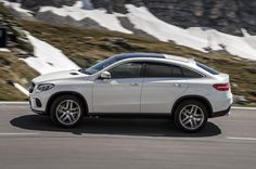 FIRST TEST Mercedes-Benz GLE Coupe driven in Austria - MercedesBlog mercedesblog.com #mercedesblog #mercedescGLECoupe