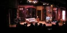 4000 Miles at the Repertory Theatre of St. Louis | Robert Mark Morgan, set design.