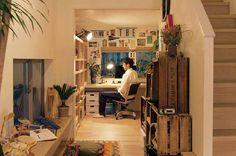 ステップボックス-クロスフロアのある家   ヘーベルハウス   ハウスメーカー・住宅メーカー・注文住宅