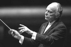 Lorin Maazel- ( 6.März 1930- 13.Juli 2014 ) war ein amerikanischer Dirigent, Violinist und Komponist.