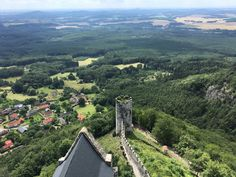 Hrad Bezdez (castle wit a view) - Doksy, Czech Republic Czech Republic, Trip Advisor, Castle, River, Mountains, World, Outdoor, Inspiration, Self