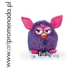 Furby fiolet 5854 Furby maskotka-pluszowa.