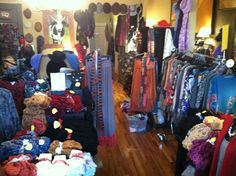 Red Fish Gallery Boutique  Main Street in the Pinch District of Downtown Memphis