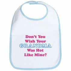 Too funny!  Perfect first time grandma gift.