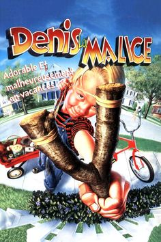 Watch Dennis the Menace (1993) Full Movie Online Free