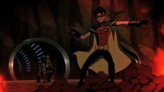 Season 1 Episode 12 Homefront: Artemis & Robin