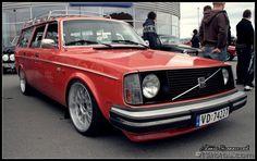 Awesome Volvo Wagon