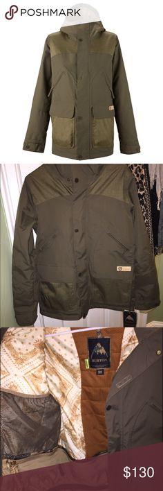 Burton Brighton Womens Snowboarding jacket NEW. Tags still on. Size medium. Insulated Burton Jackets & Coats