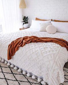 Bohemian Bedroom And Bedding Design #bedroominspo