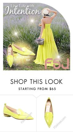 """""""FSJ Shoes 1."""" by zura-b ❤ liked on Polyvore featuring shoes and fsjshoes"""