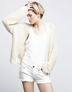 Ravelry: VIVIENNE CARDIGAN pattern by Wool and the Gang HQ