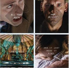 Similarity between the Doctor and the star whale