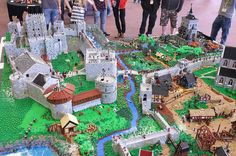 Great Western Lego Show at STEAM 2013 42