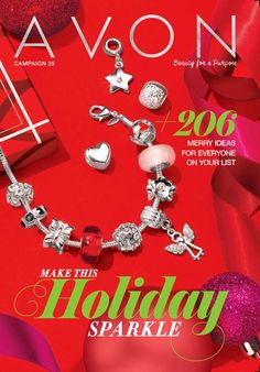 **Sneak Peek Sunday for Campaign 25** To find out What's New in the Christmas Campaign, go to my blog. #Campaign25 #ChristmasCampaign #Avon #AvonRep
