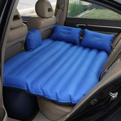 76.32$ Buy Here   Http://aliex9.worldwells.pw/go.php?tu003d32728966232   DHL  FREE SHIPPING! !2016 Oxford Car Rear Seat Car Air Cushion Bed, Inflatable  Mattress, ...