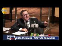 HUGO ESCALADA EN DÍA DEL PERIODISTA EL ÚNICO QUE SE OPUSO EN MISIONES A ...