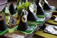 African Safari Jungle Birthday Party - Kara's Party Ideas - The Place for All Things Party
