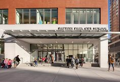 BATTERY PARK CITY SCHOOL, PS/IS 276  Dattner Architects