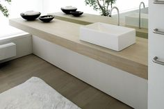 zwevende plank hout - Google zoeken