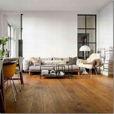 case e interni - scandinavo - semplicità - calore pavimento legno (1)