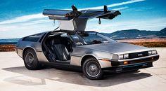 La TheLorean di Ritorno al futuro finisce in tribunale, la famosa auto/macchina del tempo usata dallo scienziato Dr.Emmett L. Brown e Marty Marty McFly