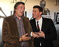 Gordon Gordon-  Stephen Fry and David Boreanaz at an event for Bones (2005)