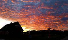 Der Himmel heute Abend. #hiddensee #sonnenuntergang #sunset #clouds #sky #beautiful #nofilter #summer #skyporn #evening