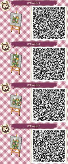 Animal Crossing QR Codes - Paths