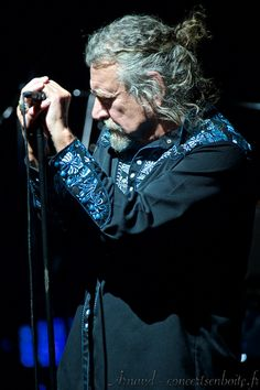 Photo concert de Robert Plant - Pavillon Grignan - Istres - 04-07-216