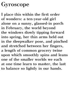 poem a day from Ted Kooser | Poem of the Day: Feb. 21