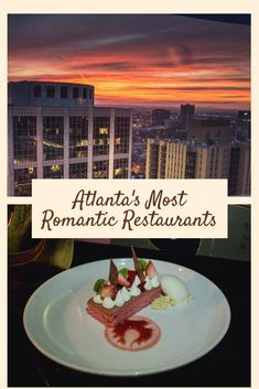 Best romantic Atlanta restaurants - here's what they are! Plan your romantic escape in Atlanta! Romantic Escapes, Romantic Travel, Best Places To Eat, Cool Places To Visit, Bowling, Restaurants For Birthdays, Atlanta Eats, Atlanta Restaurants, Most Romantic Places