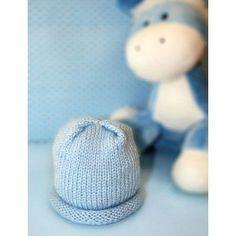 Free Beginner Baby s Hat Knit Pattern Preemies 5e33f625c6a1