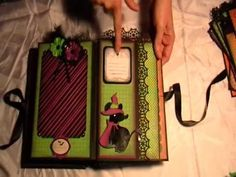 ***SOLD*** Today Tomorrow Forever - Kathy Orta Build a page/ Occasions mini album - YouTube