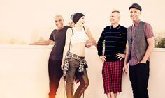 No Doubt - Possibly my favorite band of all time.