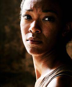 The Walking Dead, Sasha