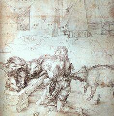 Albrecht Dürer - The Prodigal Son
